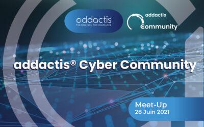 Webinar Cyber Community  | 28 juin 2021